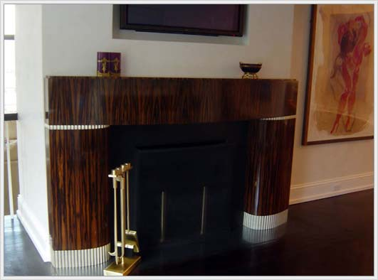 Domestic Projects - Fireplaces